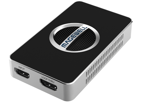 Magewell - USB Capture HDMI 4K Plus