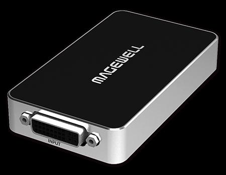 Magewell - USB Capture DVI Plus