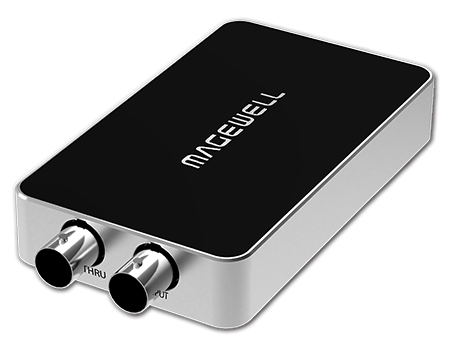 Magewell - USB Capture SDI Plus