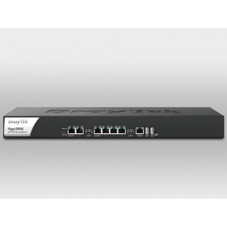 Vigor3900 Quad-WAN Load Balancing Router & VPN Gateway