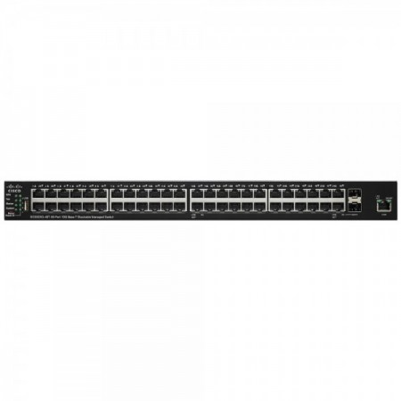 Cisco 550X Series Stackable Managed Switches
