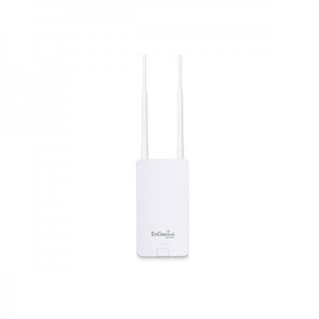 Engenius ENS202EXT Outdoor Wireless Access Point; N300 2.4 GHz Removable Antennas