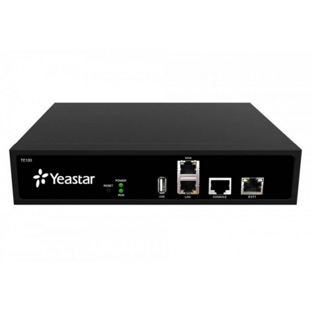 Yeastar TE100 E1/ T1 /J1 VoIP Gateway เชื่อมต่อเครือข่ายโทรศัพท์ E1/ T1 /J1