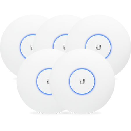 Ubiquiti UniFi AC LONG RANGE Pack 5 (UAP-AC-LR-5)
