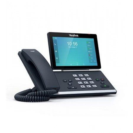 Yealink SIP-T58A IP-Video Phone จอสี 7 นิ้ว Touch Screen HD 720p video call, Android