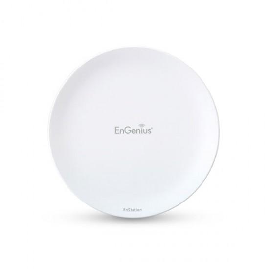 Engenius EnStation5-AC EnTurbo Outdoor 5 GHz 11ac Wave 2 Long-Range PtP Wireless Bridge