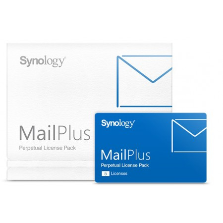 Synology MailPlus 5 Licenses MailPlus license pack for 5 email accounts