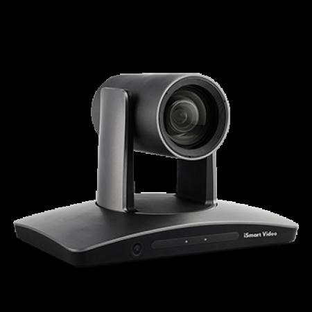 iSmart กล้องติดตามใบหน้าและการเคลื่อนไหวอาจารย์ (12X USB 3.0, SDI, IP, Face Tracking, Zone Tracking)