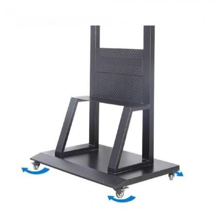 Mobile Stand (XD3133L+) ขาตั้งทีวีแบบเคลื่อนที่ (180kg)